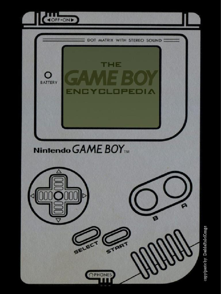 58e5f20023c2e5 GameBoy Book Master | Electronic Toys | Gaming