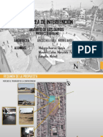 Proyecto Urbano Mercado Triunfador