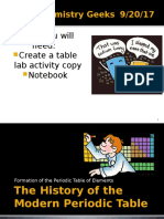 periodic table ppt 2017-2018