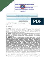 Temario UMG (NOTRARIADO)