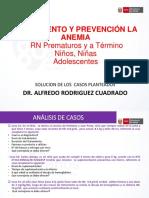 Solucion a Los Problemas Clinicos 2017 Anemia Niños