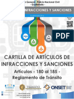 Cartilla de Articulos