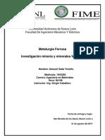 Metallurgia Ferrrosa Basica Act3
