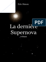 La Dernière Supernova - Eric Simon