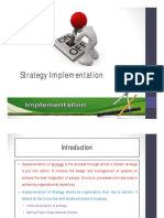 Unit 4 (Strategy Implemenation)