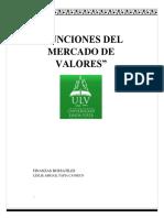 Analisis Del Mercado de Valores