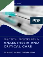 @Anesthesia Books 2011 Practical
