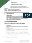 Especificaciones Tecnicas EPS Moquegua