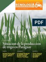 Agrotecnologia - Ano 6 - Numero 73 - Ano 2017 - Paraguay - Portalguarani