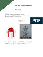 presentatie persoonlijke ontwikkeling mark molendijk 2016-2017
