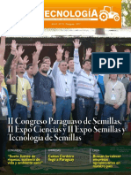Agrotecnologia - Ano 6 - Numero 75 - Ano 2017 - Paraguay - Portalguarani