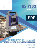 Stonex R2 Plus User Manual (L Style) Ver 1 En