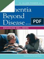 Dementia Beyond Disease