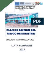 PLAN DE GRD II.EE