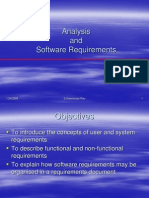 Unit 2-Analysis and Software Requirements