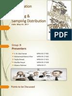 Presentation on Sampling