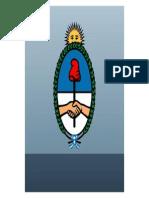 Escudo Nacional Argentino 2017