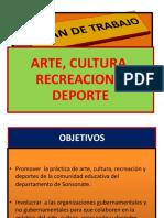plandetrabajoarteculturarecreacinydeporte-100228213917-phpapp02