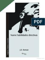 Nueve Habilidades Directivas