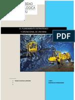 Control de Operaciones Mineras