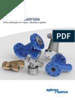 Filtros Industriais Para utilização em vapor, líquidos e gases.pdf