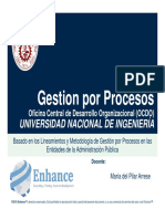 PPT Sesion 6 Curso Taller Gestion Procesos