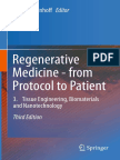 Regenerative Medicine From Protocol to Patient