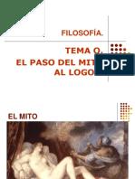 Del Mito Al Logos PP