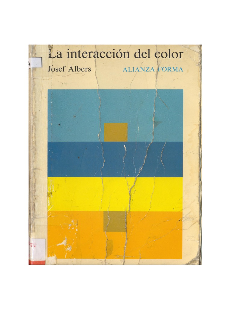 Albers Interaccion Del Color