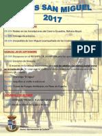Cartel Feria de Ceclavín 2017