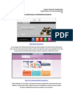 17 Santiago Maximiliano Anayeli, Sitios Web