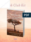 Leopard at the Door Book Club Kit