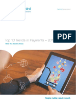 Capgemini WP Top 10 Payments Trends 2017 March 2017