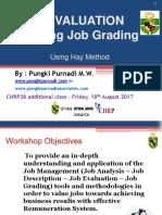 Job Evaluation Using Hay Method_additional Class