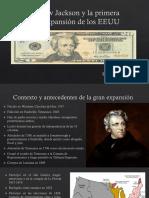Unidad 4 Andrew Jackson - Carlos Andrés Hidalgo