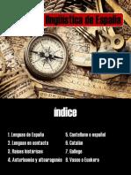 Situación Lingüística de España