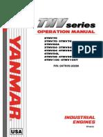 Ba Yanmar Dieselmotor 2tnv-4tnv Gb 2005