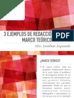 CL3-Marco Teórico