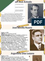 FICHAS DE EDUCADORES GUATEMALTECOS
