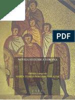 Novela Histórica Europea