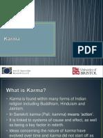 Karma presentación