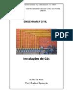 Instalações de Gás