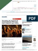 Nazismo_O Protesto Da Extrema-direita Dos EUA Contra Negros, Imigrantes, Gays e Judeus - 12-08-2017 - Mundo - Folha de S