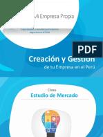 MEP EstudiodeMercado Presentacion