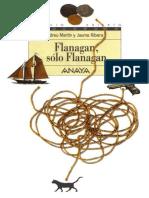 Flanagan, Solo Flanagan - Andreu y Ribera_ Jaume Martin.epub