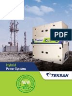 Teksan Hybrid Power Systems ENG Low Res