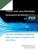 eBook - Como Criar uma Estratégia Vencedora de Marketing de Conteúdo.pdf