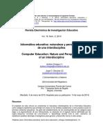Informática Eductiva