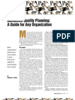 Quality Planning Using APQP Phases Nicely Explained