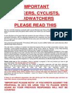 Copy Noticeboard Attenborough